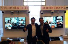 Hikvision Tour comienza a llegar a las regiones de Chile