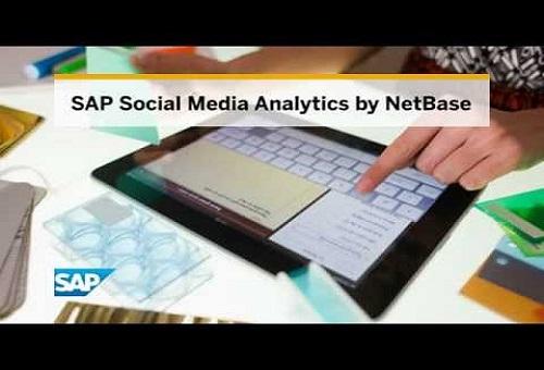 SAP lanza Netbase en Chile