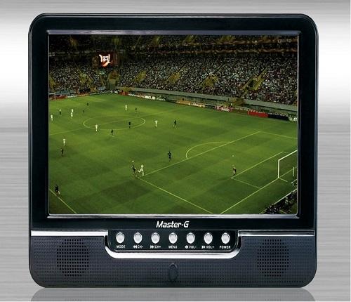 """Mini LCD 7"""" Master-G"""