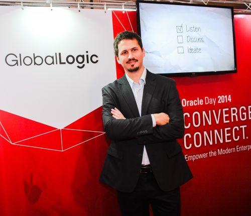 Sebastián Gryngarten, managing director de GlobalLogic Latinoamérica.