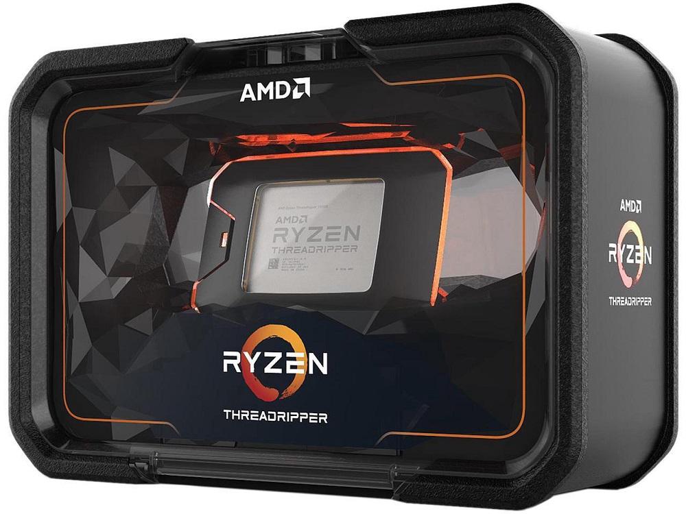 AMD anuncia de forma oficial sus procesadores Threadripper 2000